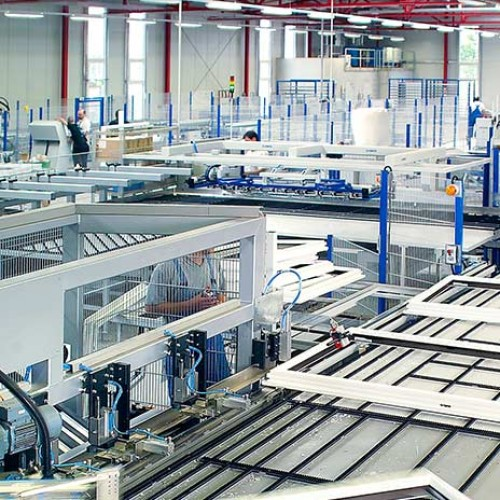 german-pvc-window-production